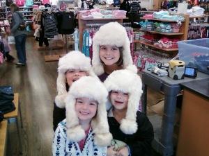 4 Little Sherpas